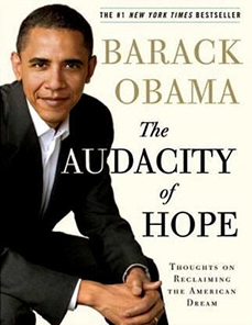 Barack Obama Photo 10 - Audacity Of Hope Book - People With Impact