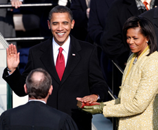 Barack Obama Photo 16 - Oath Swearing - People With Impact