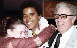 Barack Obama Photo 3 - Hawaii Punahou School - People With Impact