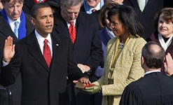 Barack Obama Photo 7 - Oath - People With Impact