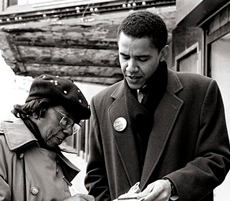 Barack Obama Photo 9 - Illinois = People WithImpact