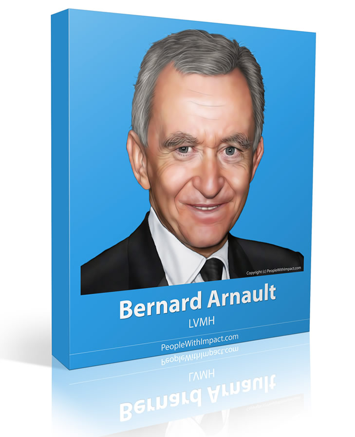 Bernard Arnault - Large - People With Impact
