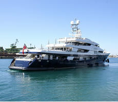 Bernard Arnault People With Impact LVMH Yacht Amadeus