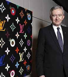 Bernard Arnault People With Impact Louis Vuitton