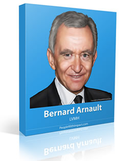 Bernard Arnault - Small - People With Impact