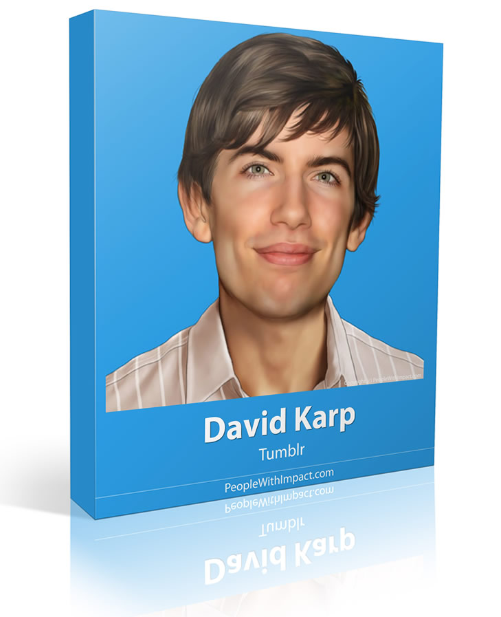 David Karp - Large - People With Impact