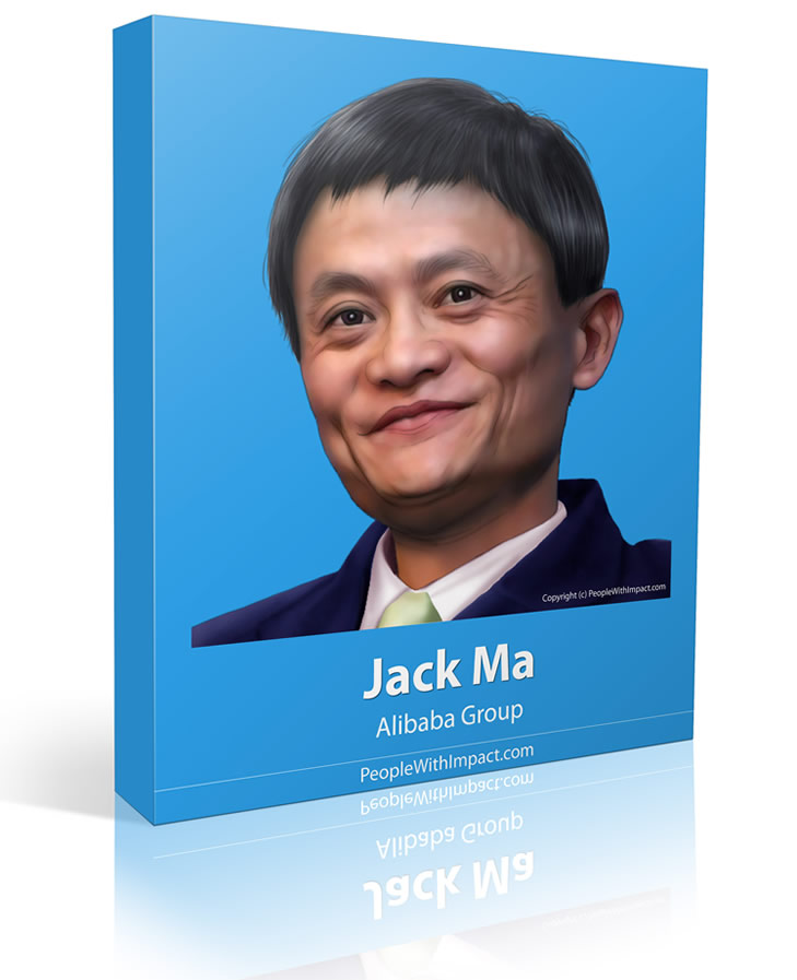 Jack Ma - Large - People With Impact