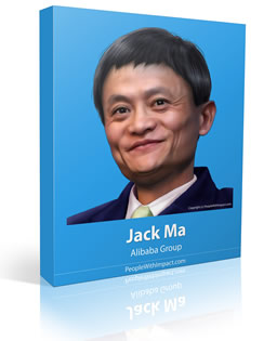 Jack Ma - Small - People With Impact