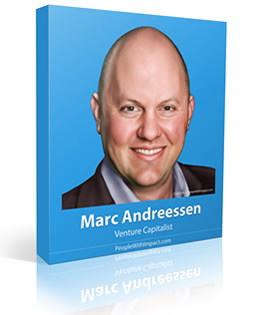 Marc Andreessen - Small - People With Impact