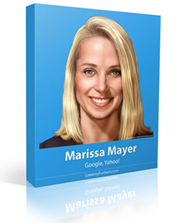 Marissa Mayer - Small - Celebrity Fun Facts