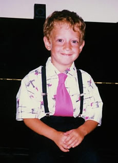 Mark Zuckerberg Photo 1 - As a Child Kid - People With Impact