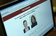 Mark Zuckerberg Photo 3 - Facemash Harvard - People With Impact