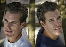 Mark Zuckerberg Photo 5 - Winklevoss twins - People With Impact