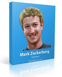 Mark Zuckerberg - Small - Celebrity Fun Facts