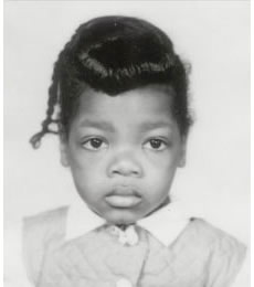 Oprah Winfrey As A Child