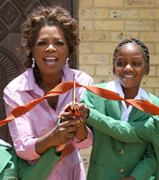 Oprah Winfrey Education Girls