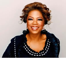 Oprah Winfrey People With Impact 10 Name Orpah