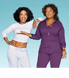 Oprah Winfrey People With Impact 19 Weight Loss