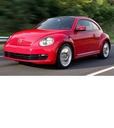 Oprah Winfrey People With Impact Volkswagen Beetle