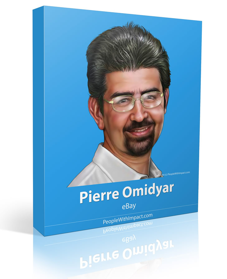 Pierre Omidyar - Large - People With Impact