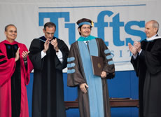 Pierre Omidyar Photo 15 - Tufts University commencement speech pamela - People With Impact