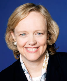 Pierre Omidyar Photo 7 - Meg Whitman - People With Impact