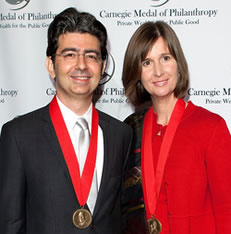 Pierre Omidyar Photo 9 - Carnegie - People With Impact