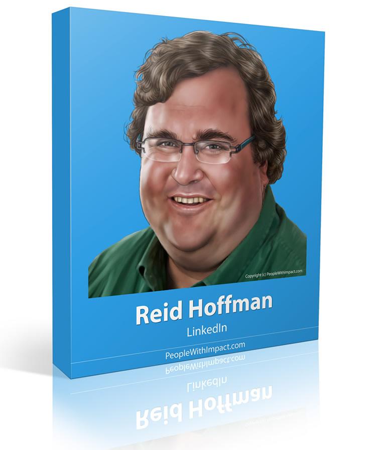 Reid Hoffman - Large - People With Impact