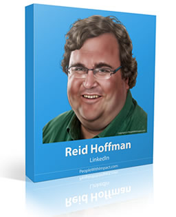 Reid Hoffman - Small - People With Impact