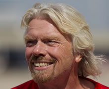 Richard Branson Photo 4 - Celebrity Fun Facts