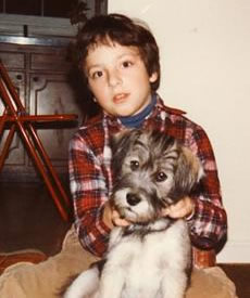 Sergey Brin Photo 1 - As A Child Kid - People With Impact
