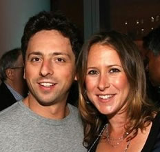 Sergey Brin Photo 3 - Anne Wojcicki - People With Impact