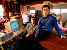 Sergey Brin Photo 8 - Google Founders Larry Page - People With Impact