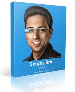 Sergey Brin - Small - Google