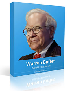 Warren Buffet - Small - Celebrity Fun Facts