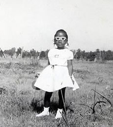 Oprah Winfrey Reading Books As A Child